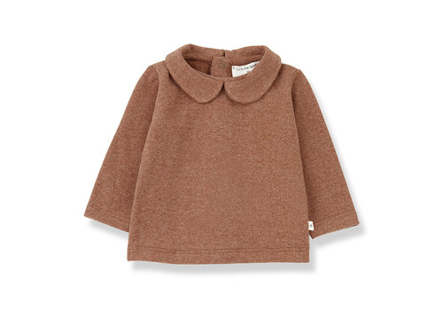 1+ IN THE FAMILY 1+ in the Family_Pineta_Blouse_Toffee