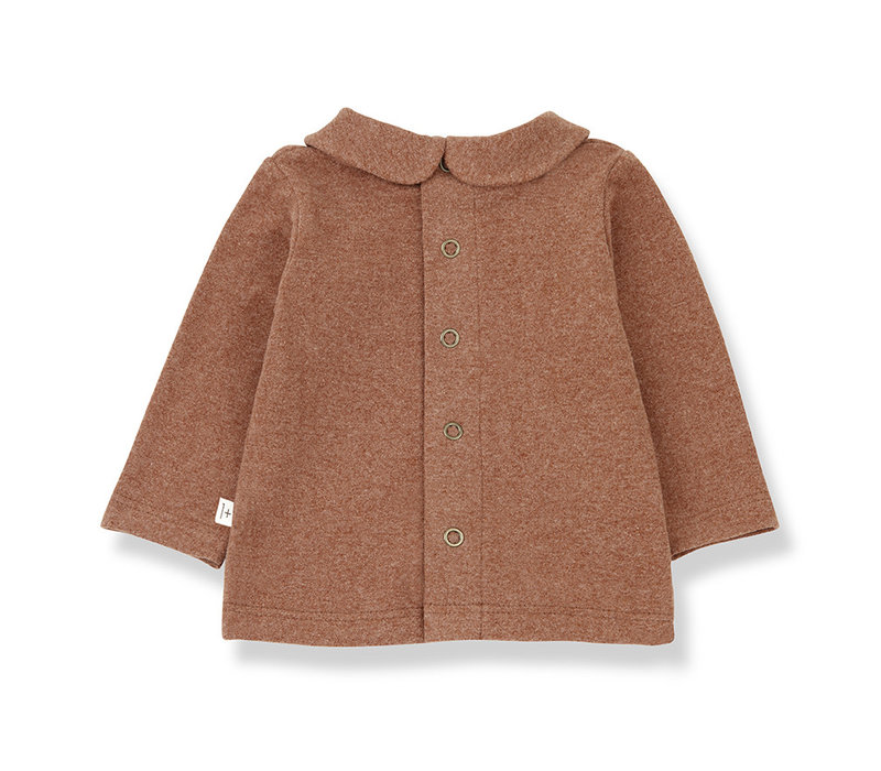 1+ in the Family_Pineta_Blouse_Toffee
