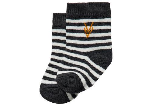 LEVV LEVV_Newborn sokken_Stripe
