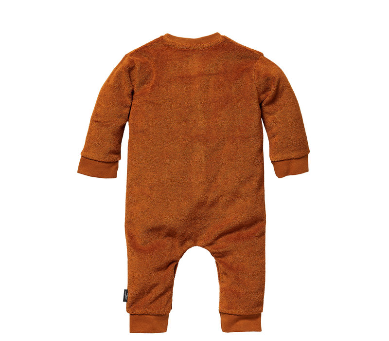 Levv_Playsuit_rust