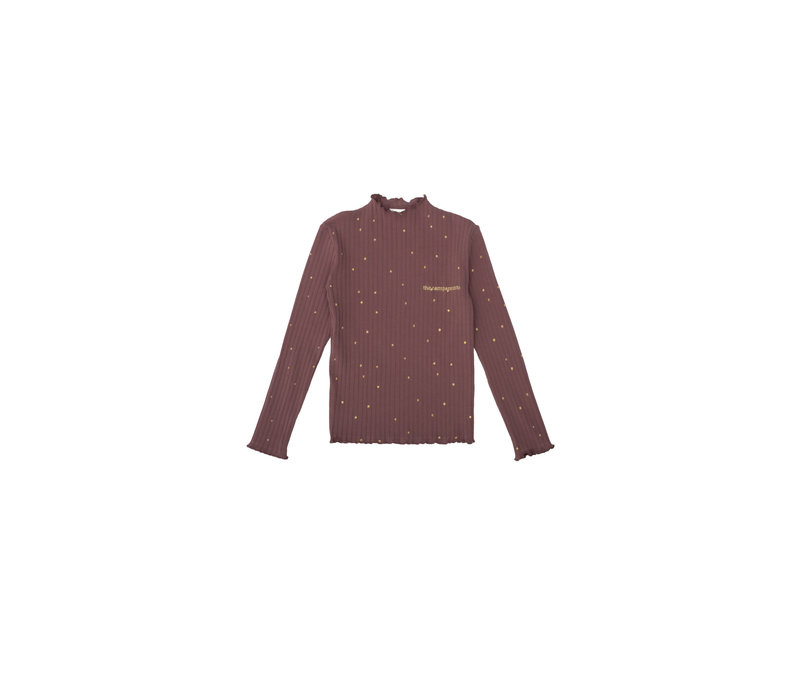 The Campamento Dots T-Shirt TC-AW20-06