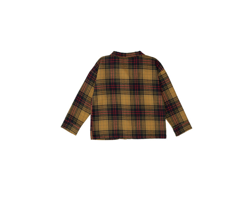 The Campamento Checked Shirt TC-AW20-15