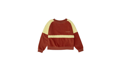 The Campamento The Campamento Brown Contrasted Sweater TC-AW20-25