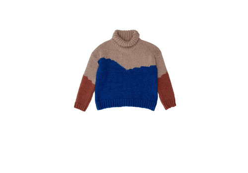 The Campamento The Campamento Color Block Sweater TC-AW20-29