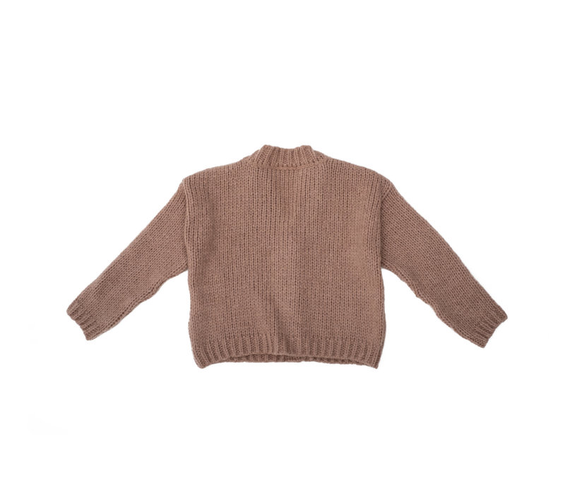 The Campamento Knitted Cardigan TC-AW20-30