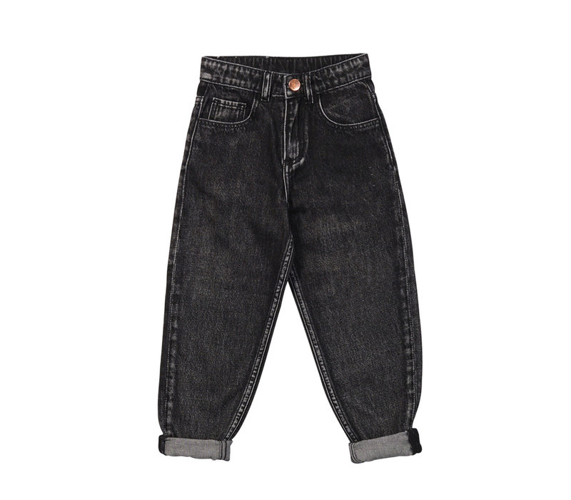Maed for Mini Black Bull Jeans