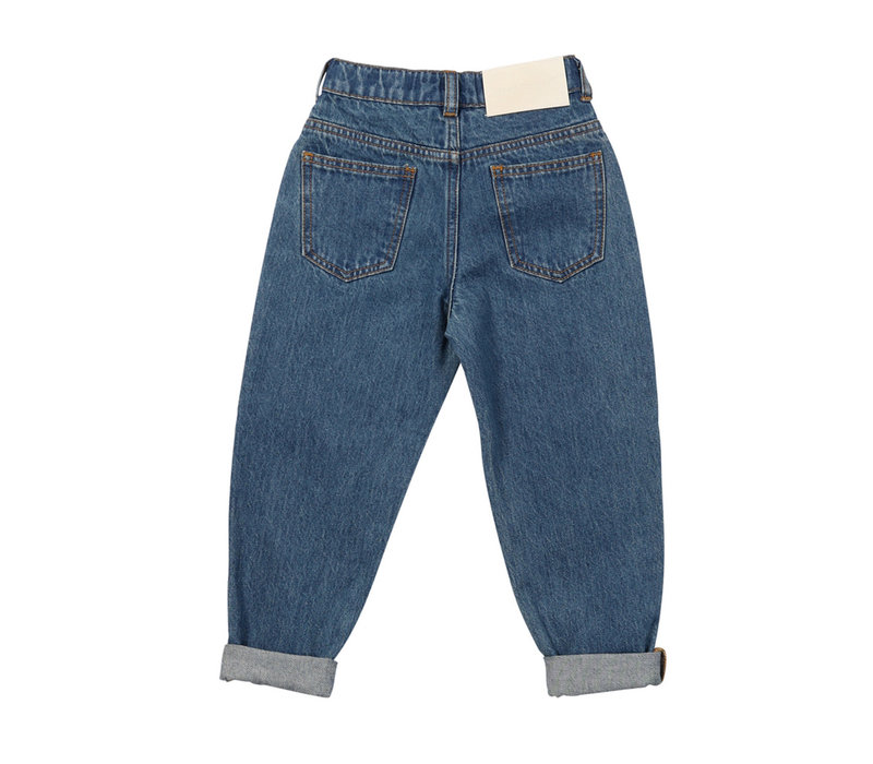Maed for Mini Baggy Bull Jeans