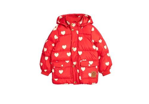 Mini Rodini Mini Rodini Hearts pico puffer jacket