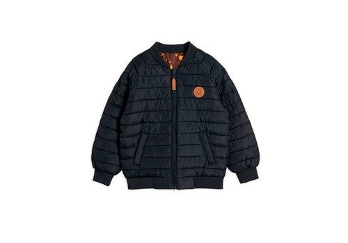 Mini Rodini Mini Rodini Leopard insulator jacket