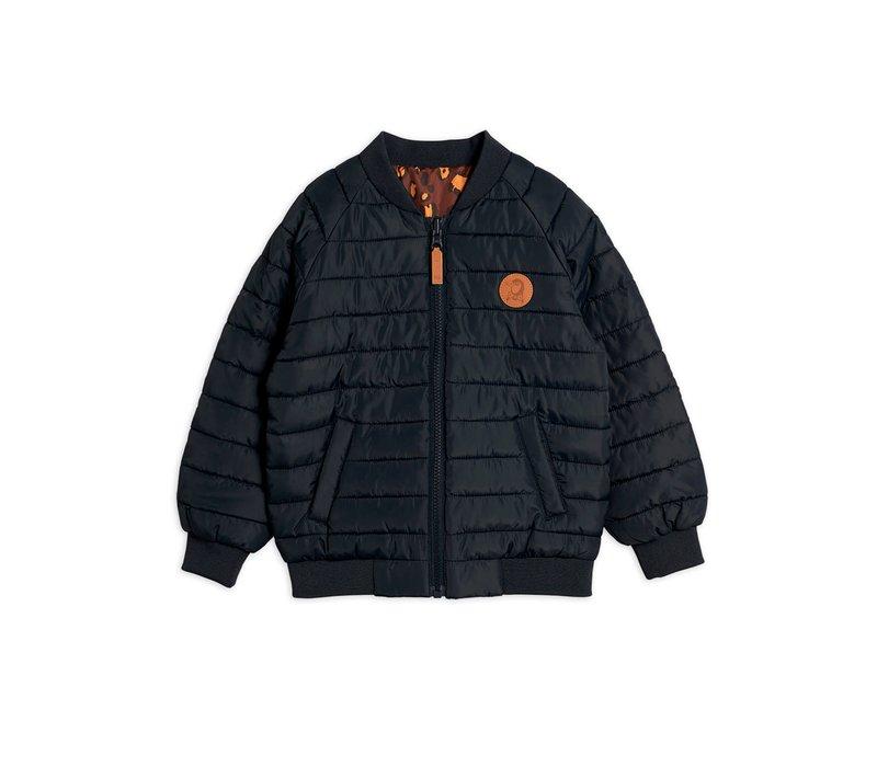 Mini Rodini Leopard insulator jacket