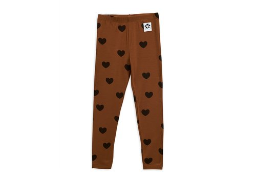 Mini Rodini Mini Rodini Hearts legging Tencel