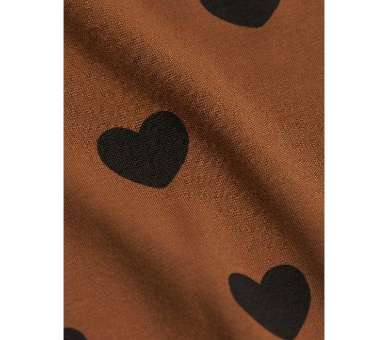 Copy of Mini Rodini Hearts legging Tencel