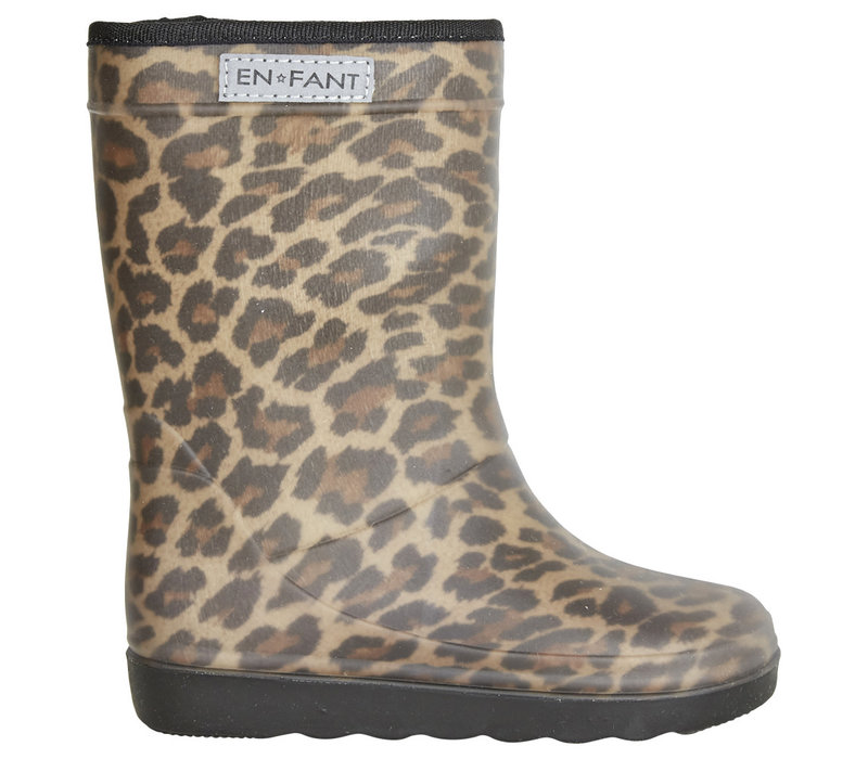 En Fant Thermo Boot Leo brown