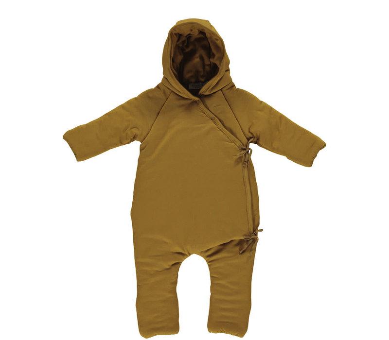 MarMar Copenhagen Rex New Born Suit Golden Olive