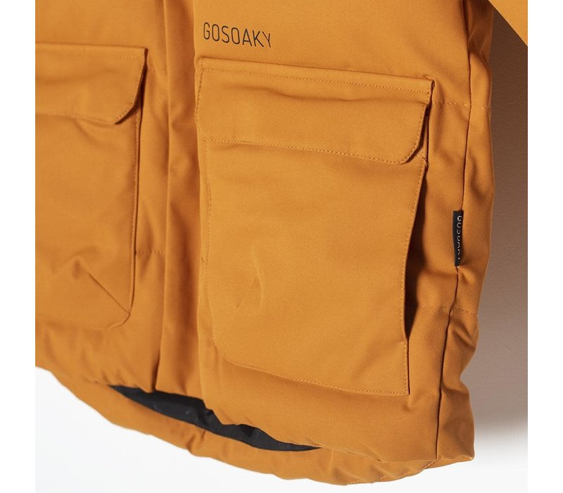 Gosoaky TIGER EYE-Inca Gold