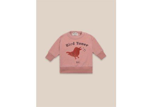 Bobo Choses Bobo Choses Bird Tuner Terry Towel Sweatshirt
