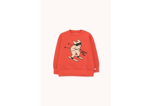 TINYCOTTONS TinyCottons_AW20_117_Sweater_Skiing dog