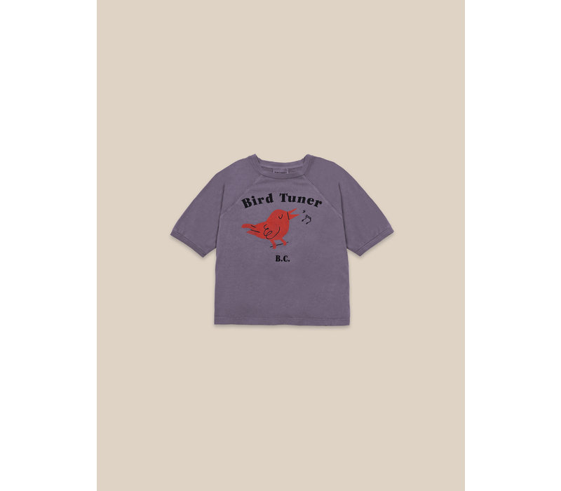 Bobo Choses  Bird Tuner Short Sleeve T-shirt