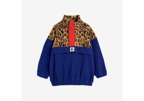 Mini Rodini Mini Rodini Fleece zip pullover