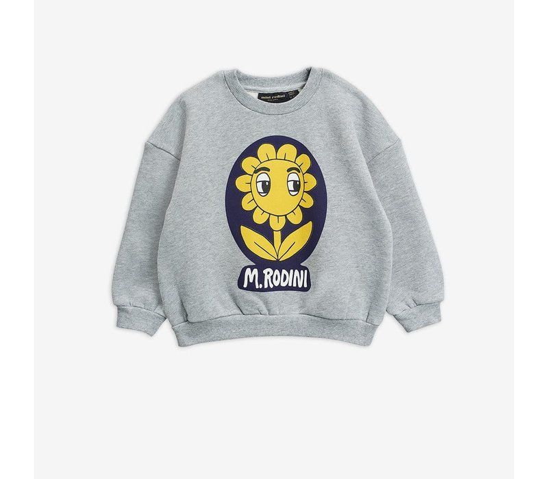 Mini Rodini Flower sp sweatshirt