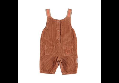 PIUPIUCHICK Piupiuchick Baby Jumpsuit Caramel