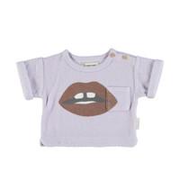 Piupiuchick Terry t-shirt   Lavender