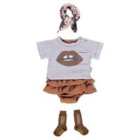Piupiuchick Terry t-shirt | Lavender