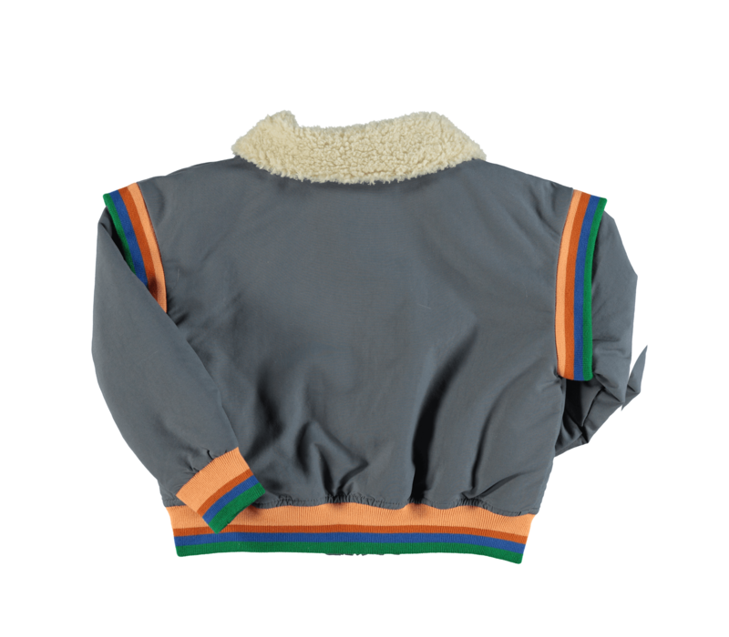 Piupiuchick Waterproof Jacket| Grey