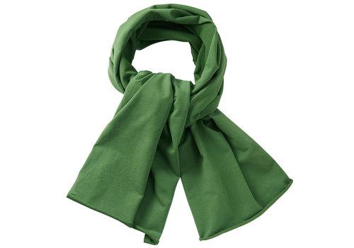 Mingo Mingo XL Scarf Moss Green  Baby sweat Brushed