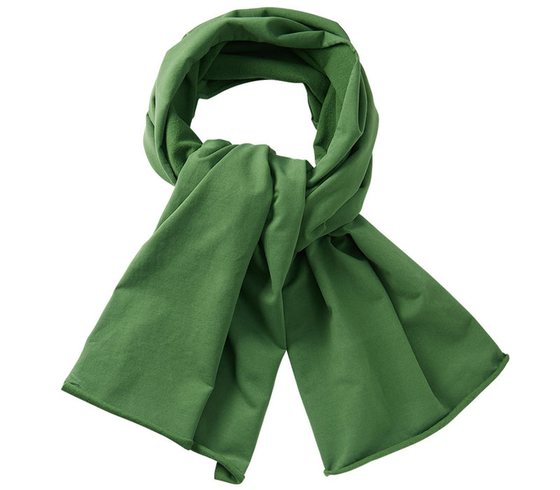 Mingo XL Scarf Moss Green  Baby sweat Brushed