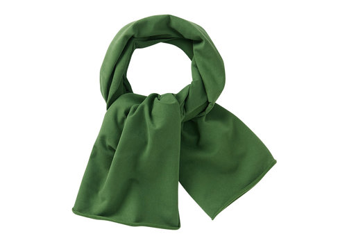 Mingo Copy of Mingo XL Scarf Moss Green  Baby sweat Brushed