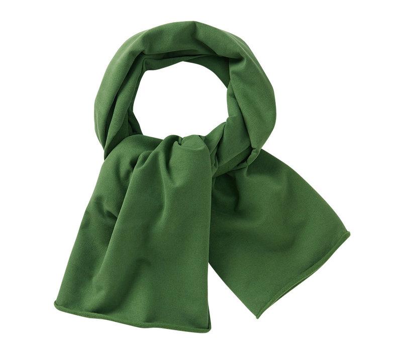 Copy of Mingo XL Scarf Moss Green  Baby sweat Brushed