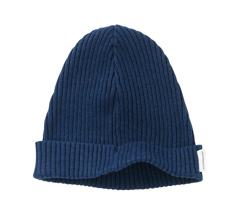 Mingo Soft Knit Beanie Midnight Blue