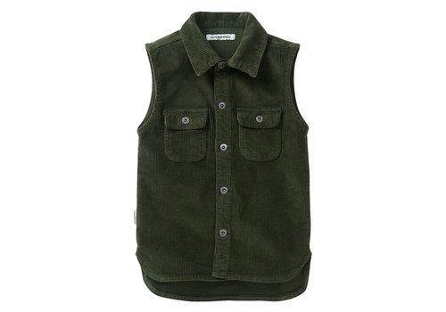 Mingo Mingo Sleeveless Shirt Forestnight