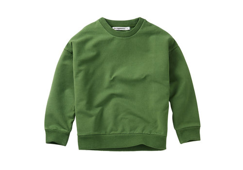 Mingo Mingo Sweater Moss Green