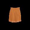 Wander & Wonder Wander & Wonder Gathered Skirt Turmeric Lurex