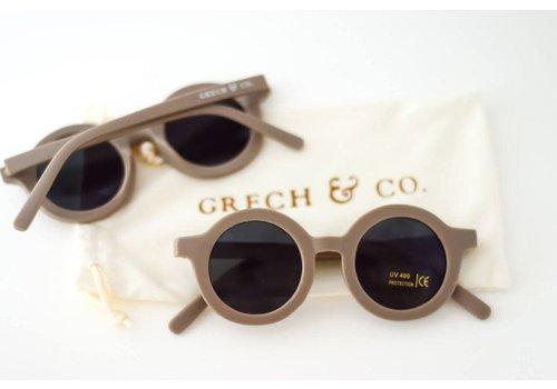 Grech & Co Grech & Co Sunglasses Stone
