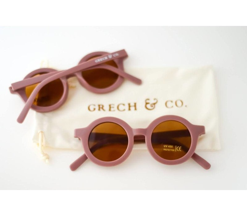 Grech & Co Sunglasses Burlwood