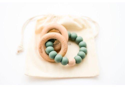 Grech & Co Grech & Co Ring + Rattle Fern