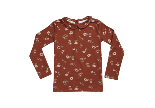 Blossom Kids Blossom Kids Peterpan Long sleeve Festive Floral