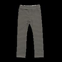 Blossom Kids Legging Petit Stripes Espresso Black