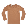 Blossom Kids Blossom Kids Peterpan Long sleeve Caramel Fudge