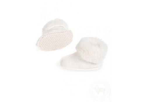 Alwero Alwero Babysloffen Melo Wool Beige