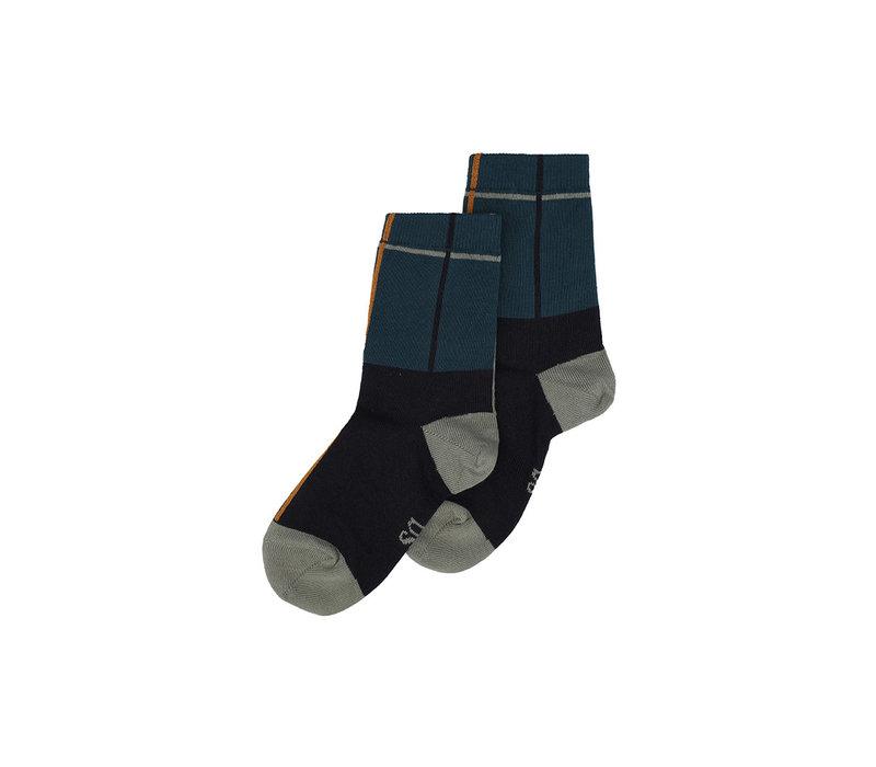 MP Denmark & Soft Gallery Socks Balsam Green