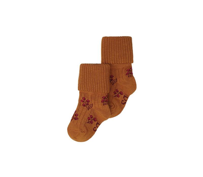 MP Denmark & Soft Gallery Socks Thai Curry Roshibs