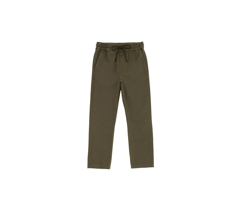 Soft Gallery Eero Pants Ivy Green
