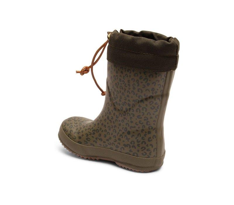 Bigaard Rubber Boot Kalamata AOP Leospot