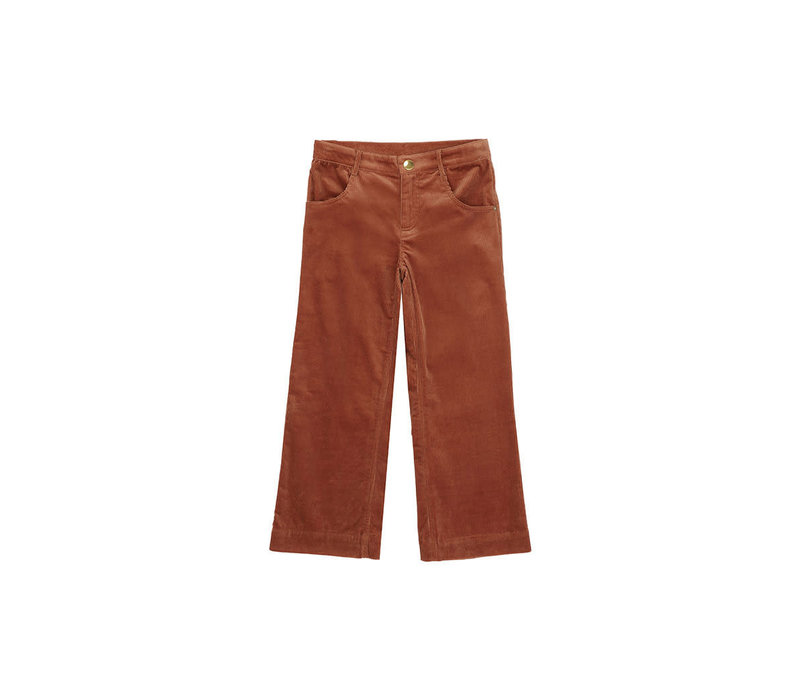 Soft Gallery Blanca Pants Baked Clay