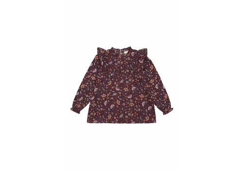 Soft Gallery Soft Gallery Gaxine Shirt Port Royale AOP Flower