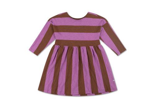 Repose AMS Repose AMS 08. Easy Dress Block stripe